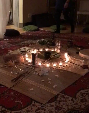 New Years Midnight Ritual and Restorative Ceremony