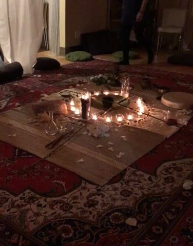 Spring Rebirth Healing Ceremony