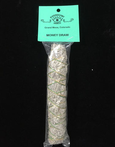 Money Draw - Smudge Stick