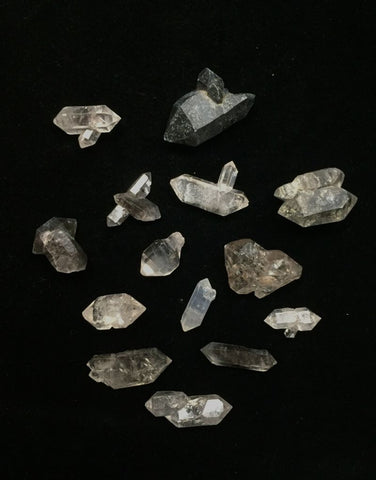 Tibetan Double Terminated Points