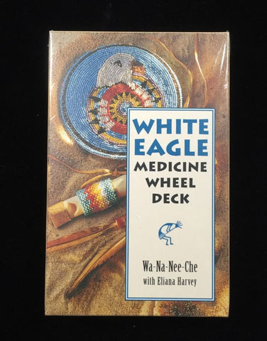 White Eagle Medicine Wheel Deck