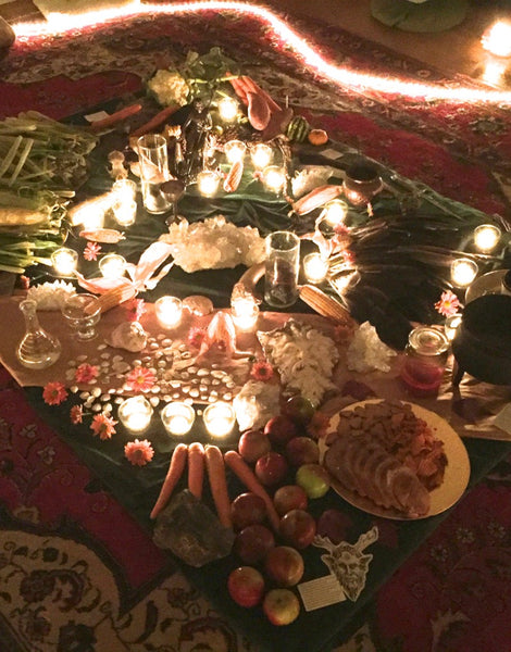 MABON - FALL EQUINOX GODDESS RITUAL SEPT 23RD 2019 8 PM