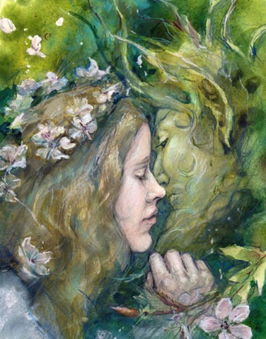 BELTANE  VIRTUAL GODDESS RITUAL MAY 1ST 8 PM