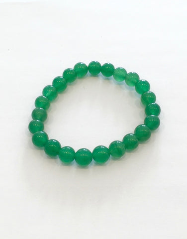 Green Aventurine 8 mm Round