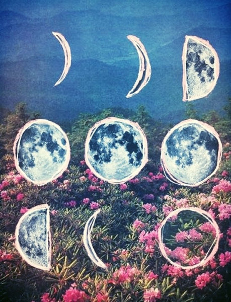 1st Quarter Manifesting Moon Circle July 8th 7 PM
