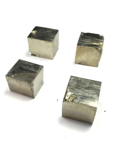 Pyrite Cubes - Large
