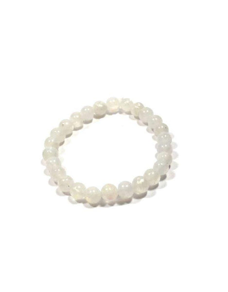 Rainbow Moonstone - 8mm Round