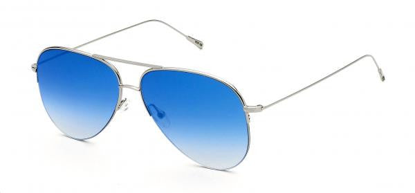 Ultralight Silver Aviator sunglasses 4032