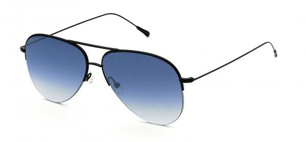 Ultralight Black Aviator Sunglasses 4032