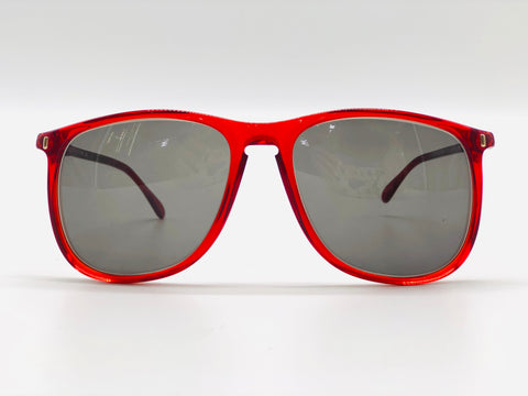Vintage Sunglasses Red Square 1980 circa