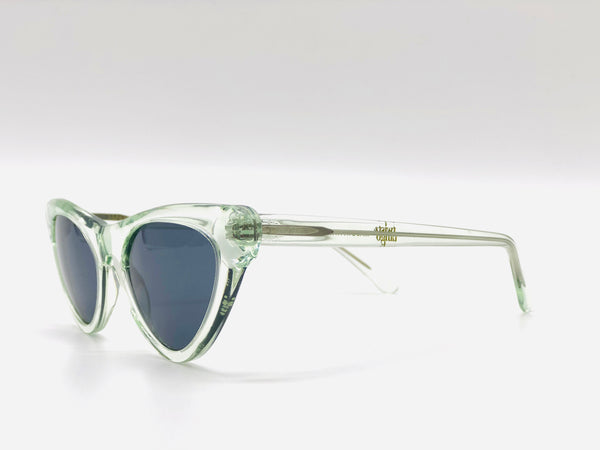 Cat Eye Mint Green Small sunglasses
