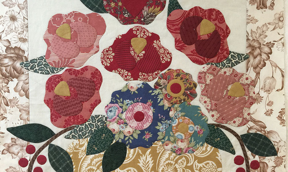 Starting a new project with French General fabrics