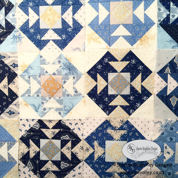 Big T Quilt Blocks | Pine Valley Quilts