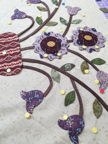 Vintage Crosses Quilt Sew Along | Sharon Keightley Quilts