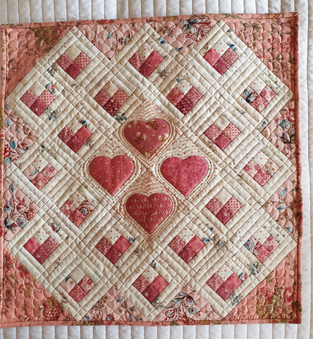 Ayla's Quilt | Sharon Keightley Quilts