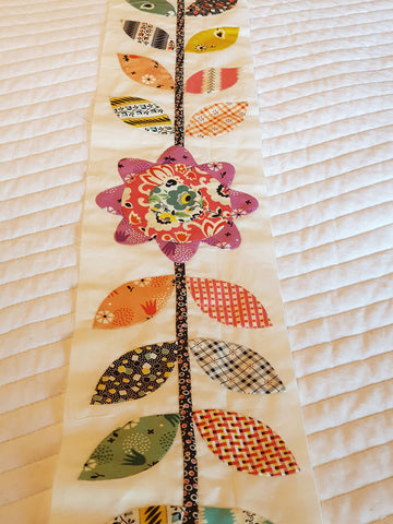 Removing templates | Sharon Keightley Quilts