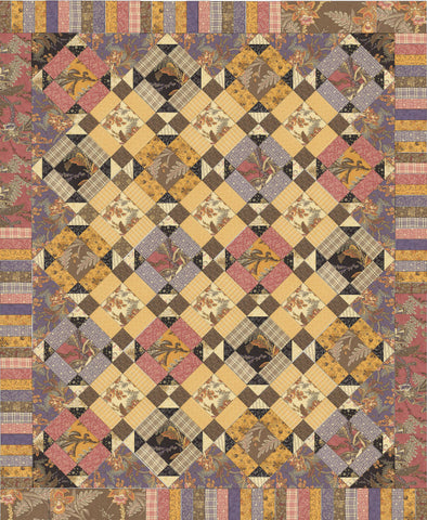 Wild Orchid | Pine Valley Quilts