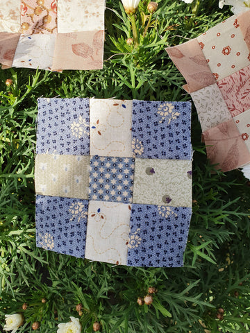 Nine Patch Quilt | Sharon Keightley Quilts