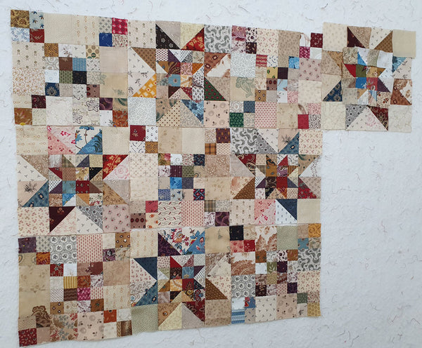 Scrappy Stars Quilt   Sharon Keightley Quilts
