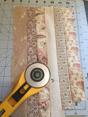 Treasures for the scrap bin/ Pine Valley Quilts