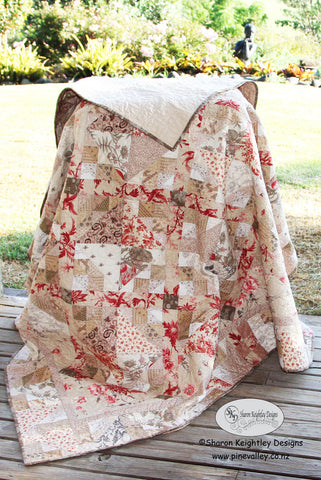 Flying Home Quilt Pattern | Pine Valley Quilts