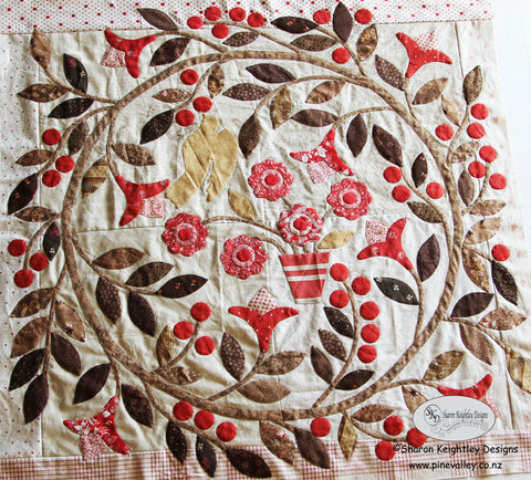 Winterwood Quilt / Pine Valley Quilts