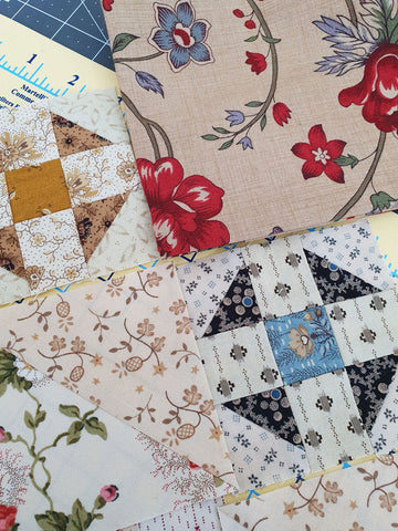 Sew along | Sharon Keightley Quilts