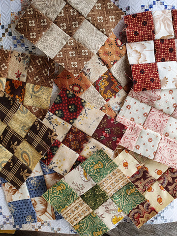 One Block Quilts | Sharon Keightley Quilts