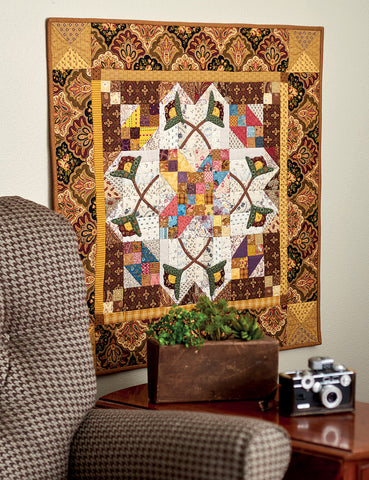 Ring around a Rosie Quilt | Sharon Keigthley Quilts