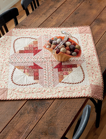 Candy Baskets Quilt | Sharon Keigthley Quilts