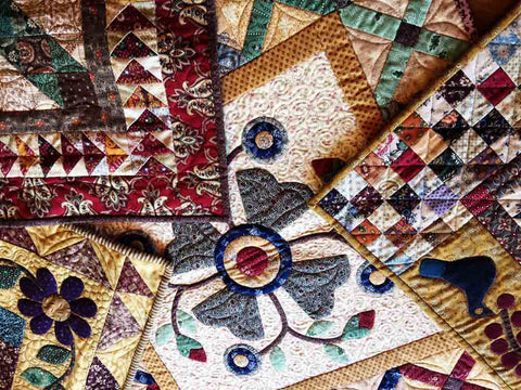 Small Wonders Quilt Club/Pine Valley Quilts