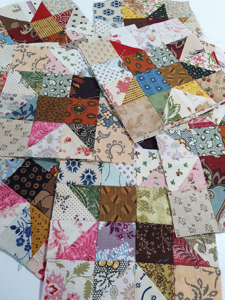 Scrappy Baskets Quilt   Sharon Keightley Quilts