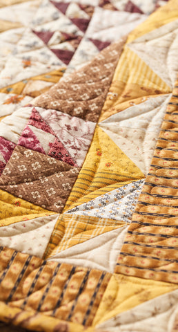 Cat's Cradle Quilt | Sharon Keightley Quilts