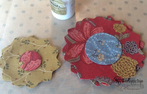 Applique Flowers | Pine Valley Quilts
