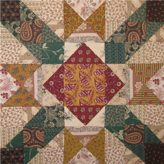 My little Boho Quiline Valley Quilts