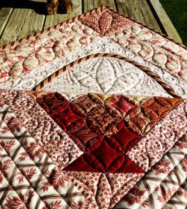 Candy Baskets Quilt / Pine Valley Quilts