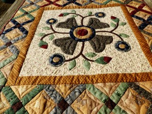 Whirlygig Quilt Pattern/ Pine Valley Quilts