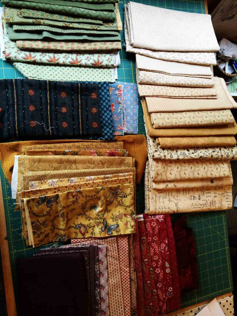 Rambling Ways Quilt / Pine Valley Quilts