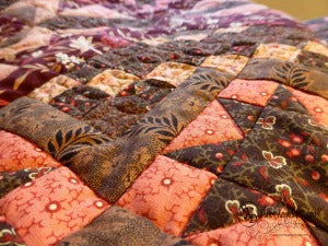 alling Stars Quilted / Pine Valley Quilts