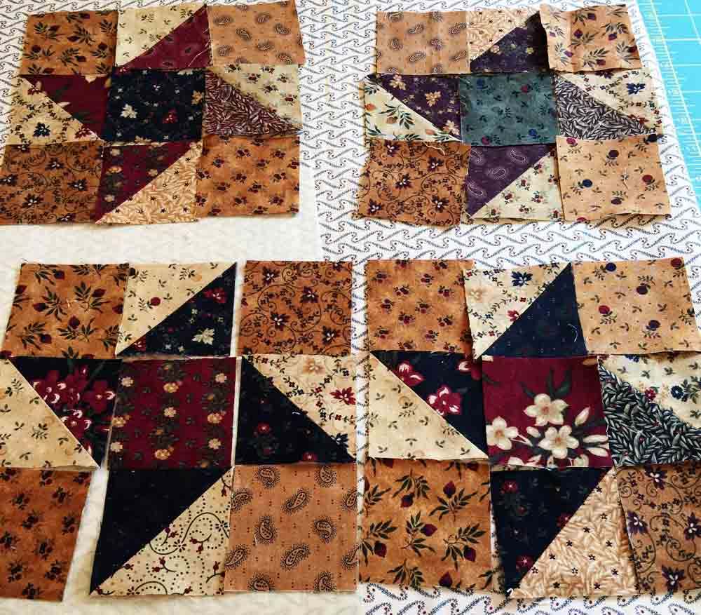 Friendship Star Day at Pine Valley Quilts