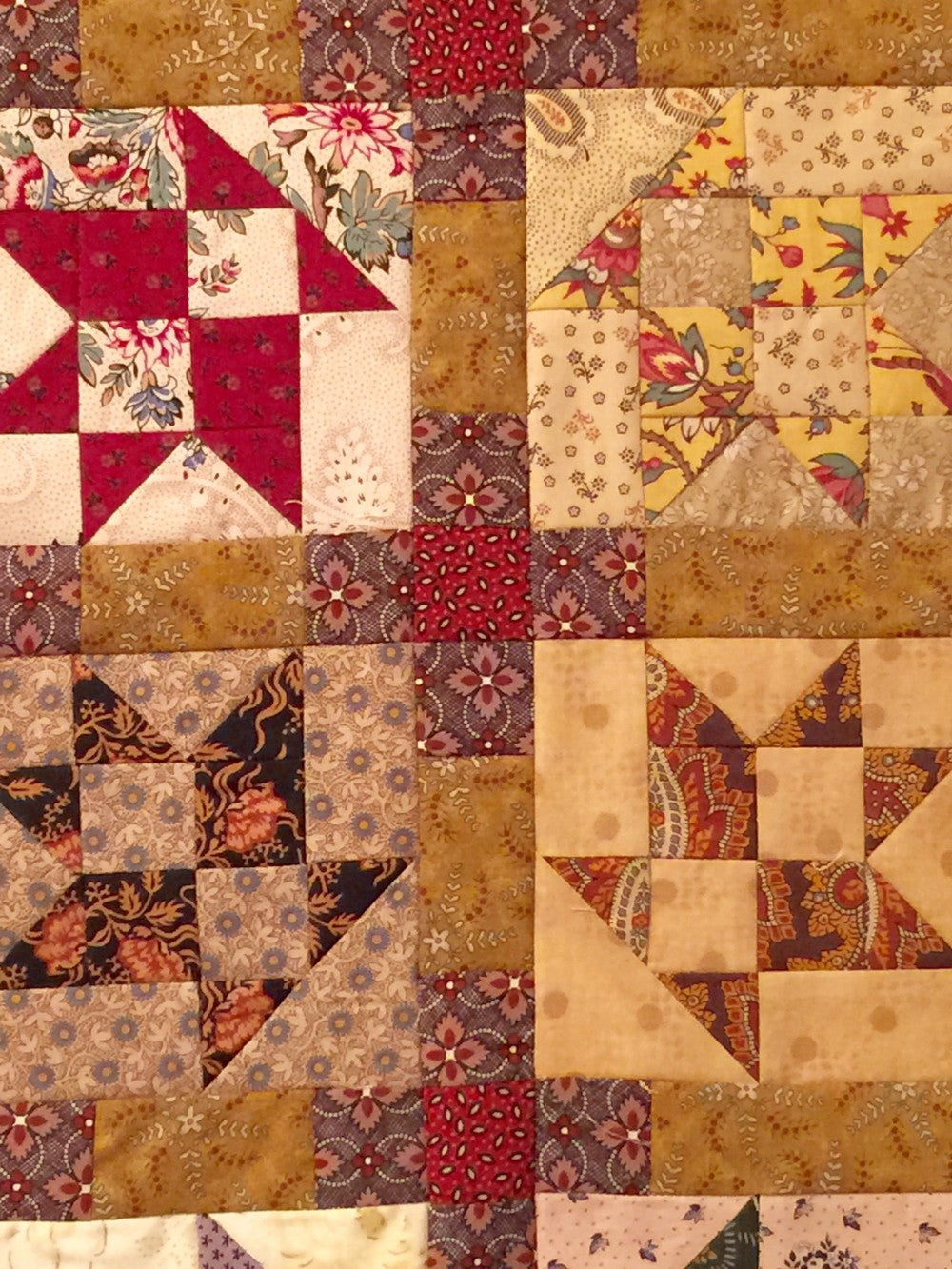 Wool Applique / Pine Valley Quilts