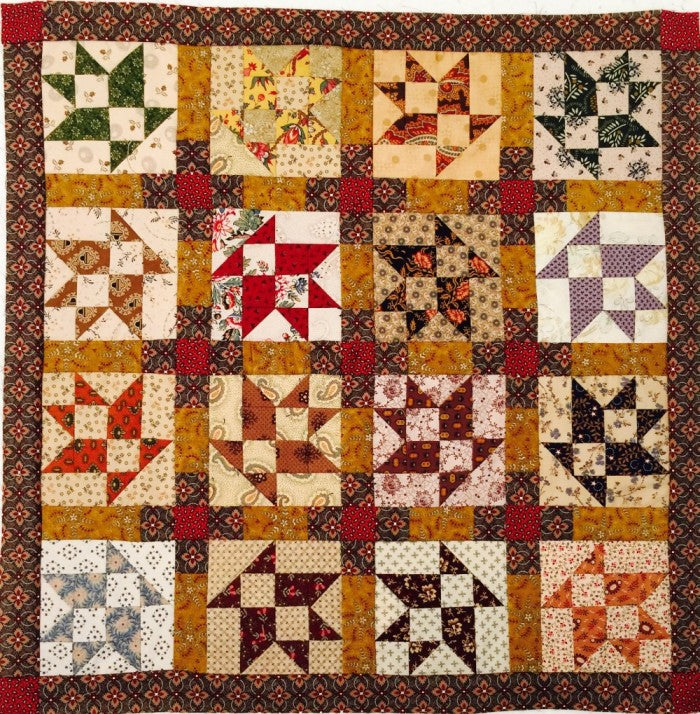 Small Quilt Series / Pine Valley Quilts