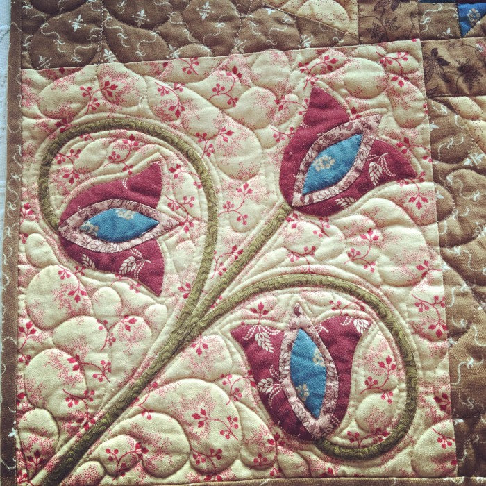Breath of Spring Quilt / Pine Valley Quilts
