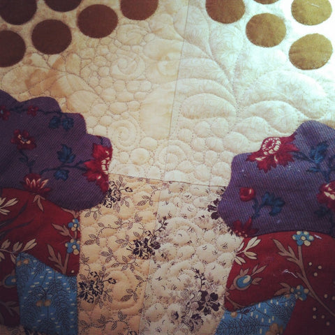 Berries and Blossoms Quilt | Pine Valley Quilts