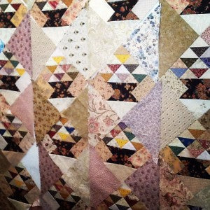 The Power of Stripe Fabric / Pine Valley Quilts