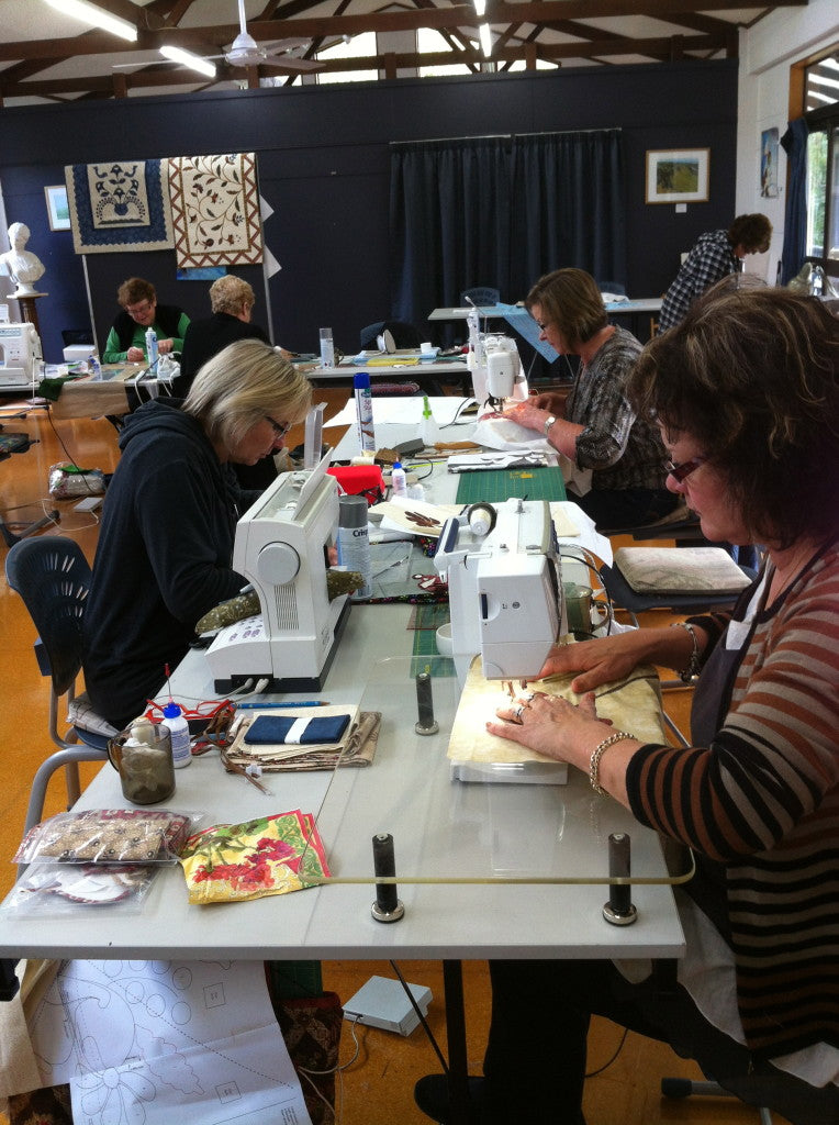 Lilly's Table Mat Class