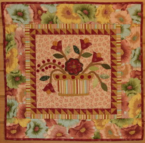 Posy Basket Quilt