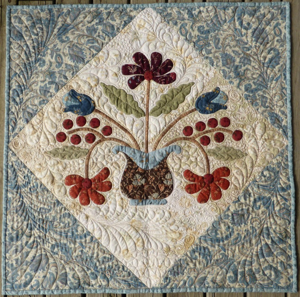 Lilly's Table Mat /Pine Valley Quilts