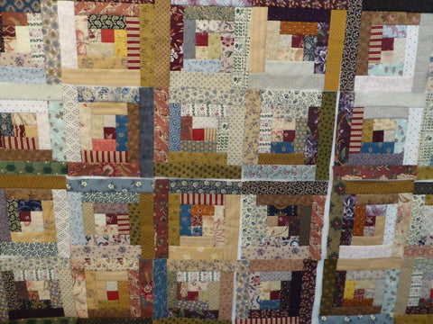 Scrappy Affair Quilt / Pine Valley Quilts