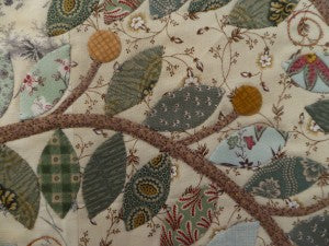 Benny's Garden Block/Pine Valley Quilts